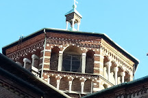 Cappella di Teodolinda, Monza, Italy