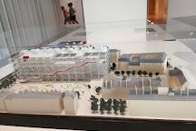 Centre Pompidou Malaga, Malaga, Spain