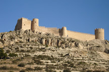 Castalla Castle, Castalla, Spain