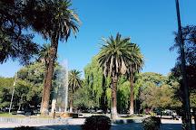 Plaza Republica de Chile, Mendoza, Argentina