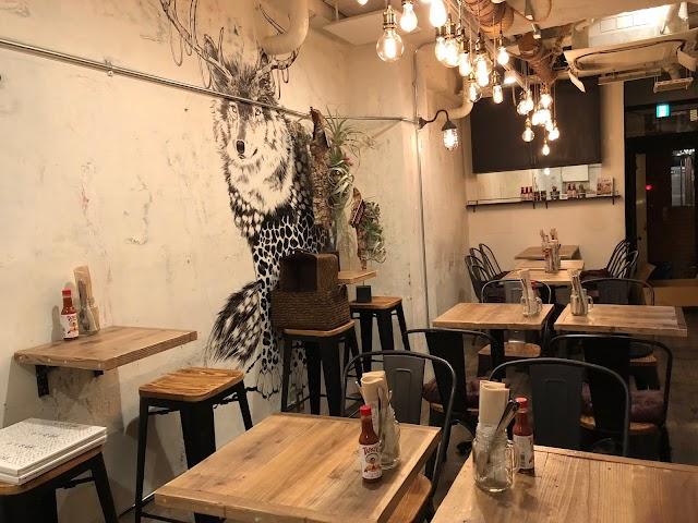 BLU JAM CAFE Azabu Juban