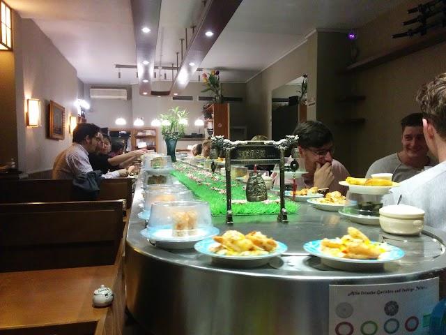Kamon Sushi-Bar