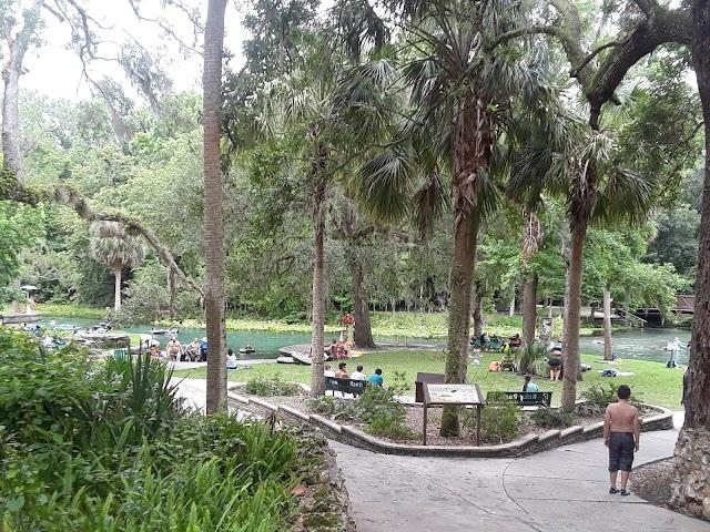 Rock Springs Kelly Park