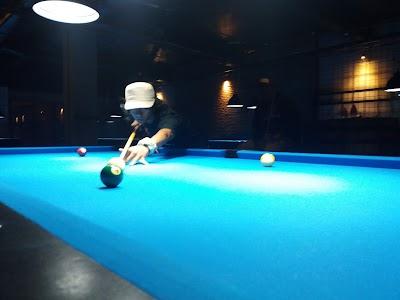 Masterpiece Billiard (Permanently Closed)