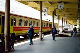 Железнодорожная станция  Jesenice