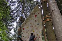 Adventure-Family Park Stari Vrh, Poljane nad Skofjo Loko, Slovenia