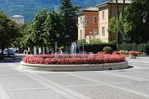 Piazza Rosmini, Rovereto, Italy