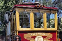 Napa Valley Wine Trolley, Napa, United States