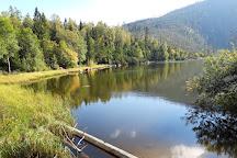 Plesne Lake, Nova Pec, Czech Republic