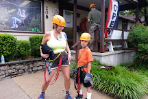 Ozark Mountain Ziplines, Eureka Springs, United States