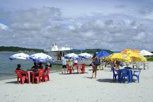 Praia de Pajucara, Maceio, Brazil