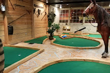 Captain Jack's Minature Golf, Greenville, United States