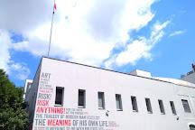 DOX Centre for Contemporary Art, Prague, Czech Republic