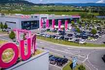 Outlet Aubonne, Aubonne, Switzerland