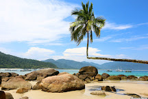 Abraao Beach, Ilha Grande, Brazil