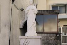 Miuracho Catholic Church, Sasebo, Japan