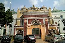 Great Mosque of Palembang, Palembang, Indonesia