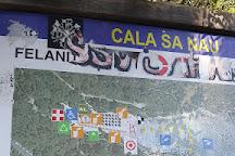 Cala Sa Nau, S' Horta, Spain