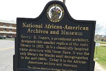 National African-American Archives Museum, Mobile, United States