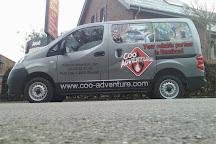 Coo Adventure, Stavelot, Belgium