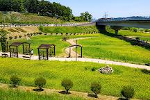 Unjeong Lake Park, Paju, South Korea
