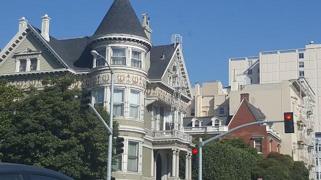 Lafayette park San Francisco