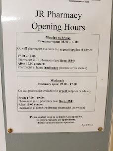 John Radcliffe Pharmacy oxford