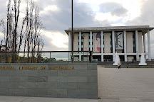 National Library of Australia, Canberra, Australia
