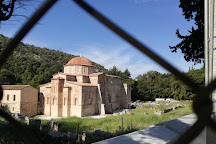 The Monastery of Daphni, Athens, Greece