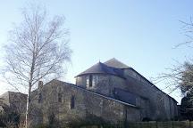 Abbey church - Deas, Saint-Philbert-de-Grand-Lieu, France