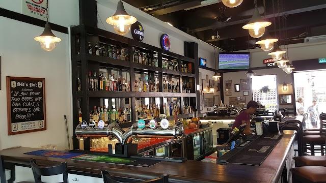 Sid's Pub @ Jonker's