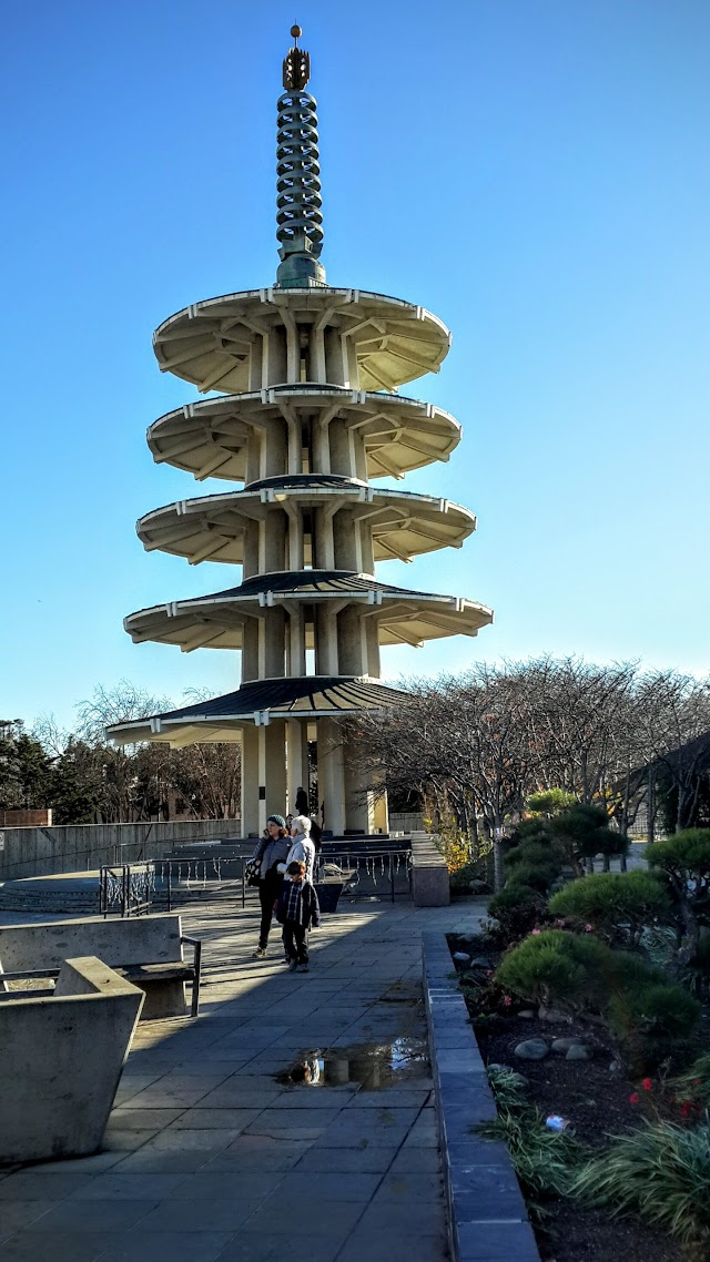 Japan Town Peace Pagoda