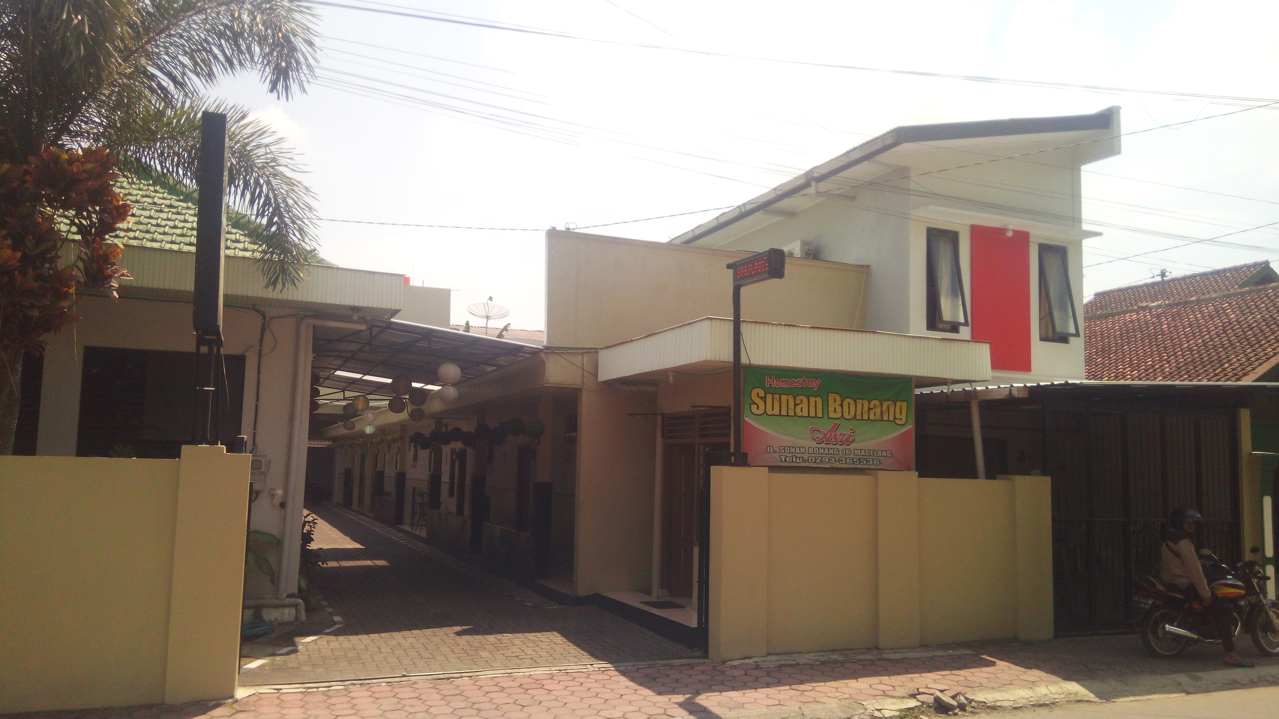 Homestay Sunan Bonang Asri