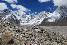 Khumbu Glacier, Sagarmatha National Park, Nepal