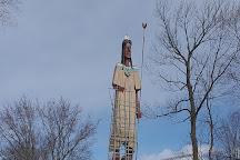 Skowhegan Indian Monument, Skowhegan, United States