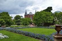 Enid A. Haupt Garden, Washington DC, United States