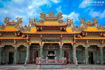 Zhulin Mountain Buddhist Temple, Linkou, Taiwan
