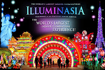 Illuminasia, Blackpool, United Kingdom