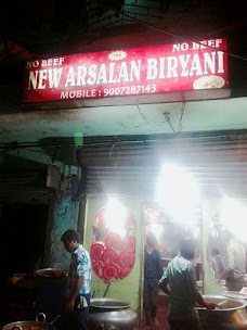 New Arsalan Biryani House maheshtala