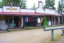 Gold Prospector Museum, Tankavaara, Finland