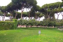 Parco Adriano, Rome, Italy