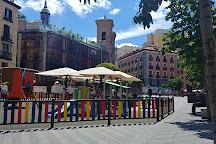 Plaza de Santa Maria Soledad, Madrid, Spain
