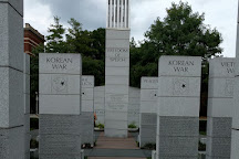 East Tennessee Veterans Memorial, Knoxville, United States
