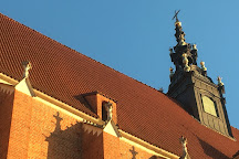 Corpus Christi Church (Kosciol Bozego Ciala), Krakow, Poland