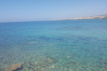 Glapsides Beach, Famagusta, Cyprus