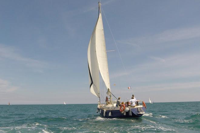 Sailing Barcelona, Barcelona, Spain