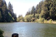Lake Sylvia State Park, Montesano, United States