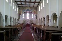 Szent Istvan Church, Hodmezovasarhely, Hungary