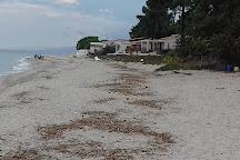 Plage de Vignale, Ghisonaccia, France