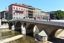 Latin Bridge, Sarajevo, Bosnia and Herzegovina